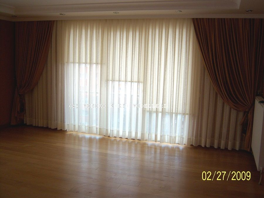 Pipe Pleated Curtain ( with large fund )- 100_1354.JPG