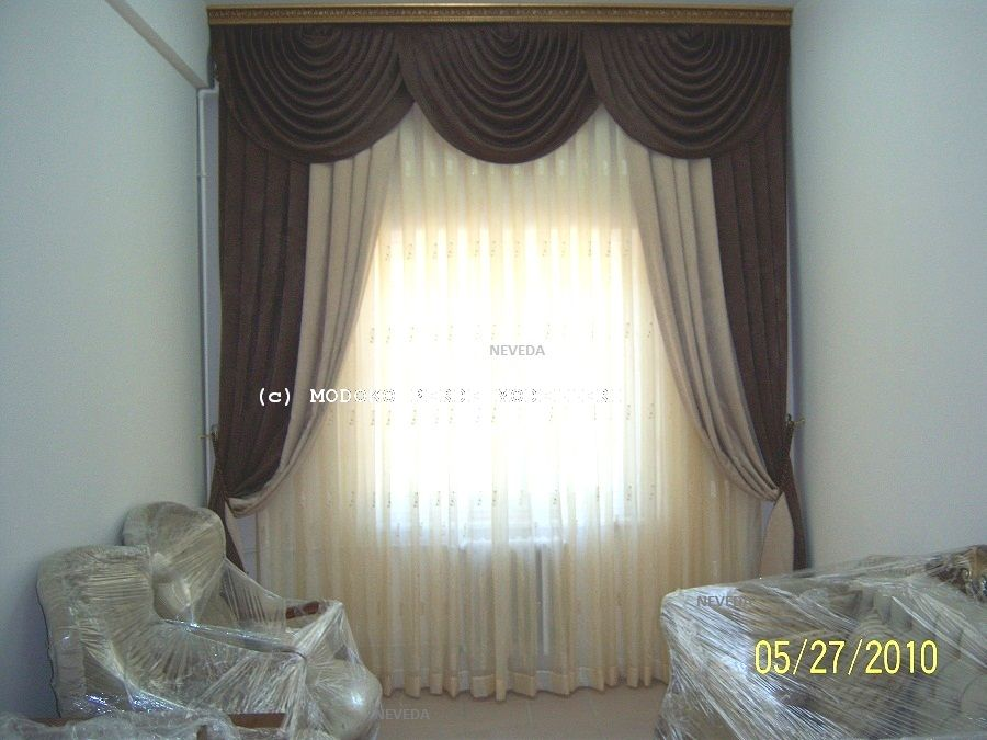 Pipe Pleated Curtain with italian modals- çift fon dilimli2.jpg