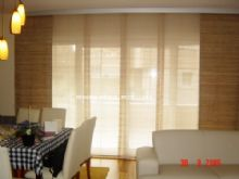 Japanese Panel Blinds - DSC07211.JPG